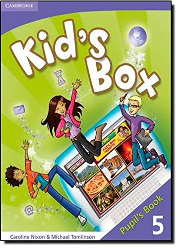 9780521688239: Kid's Box 5 Pupil's Book