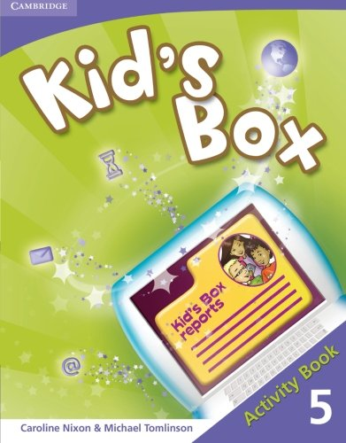 9780521688246: Kid's Box 5 Activity Book