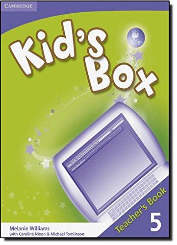 9780521688253: Kid's Box 5 Teacher's Book