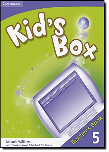 9780521688253: Kid's Box 5 Teacher's Book