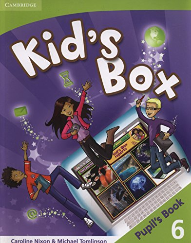 9780521688284: Kid's Box 6 Pupil's Book