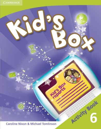 9780521688291: Kid's Box 6 Activity Book