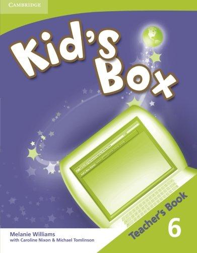 9780521688307: Kid's Box 6 Teacher's Book (Kid's Box, Level 6) - 9780521688307