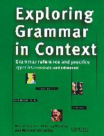 9780521688864: Exploring Grammar in Context: Grammar Reference and Practice: Upper-intermediate and Advanced