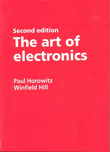 9780521689175: The Art of Electronics South Asian Edition