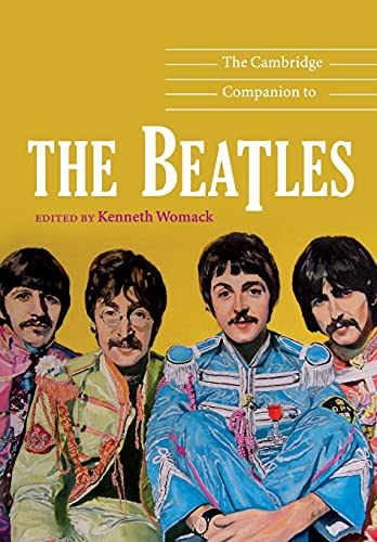 9780521689762: The Cambridge Companion to the Beatles (Cambridge Companions to Music)