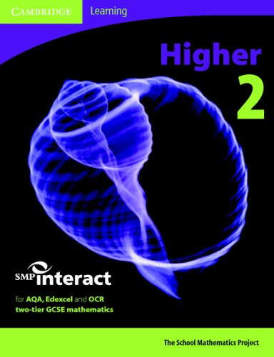 9780521689922: SMP GCSE Interact 2-tier Higher 2 Pupil's Book: Level 2 (SMP Interact 2-tier GCSE)
