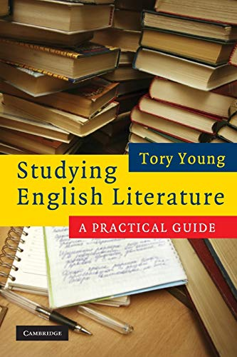 9780521690140: Studying English Literature Paperback: A Practical Guide