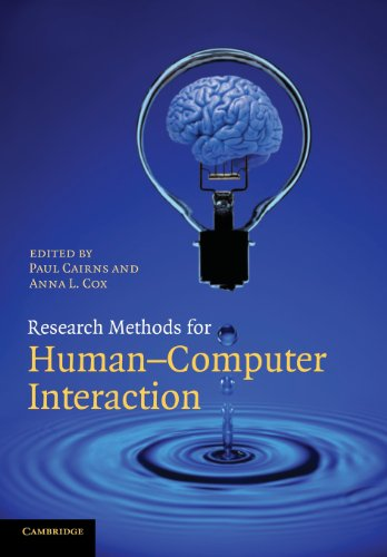 9780521690317: Research Methods for Human-Computer Interaction