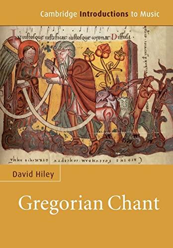 9780521690355: Gregorian Chant