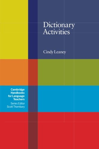 9780521690409: Dictionary Activities (Cambridge Handbooks for Language Teachers)