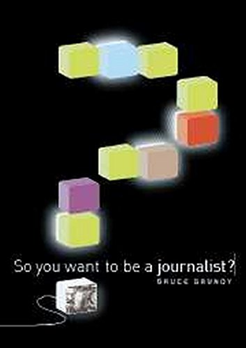 9780521690492: So You Want To Be A Journalist?