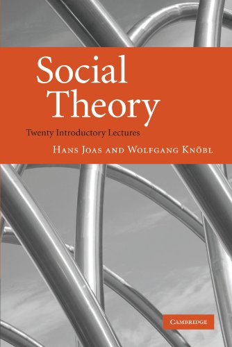 9780521690881: Social Theory: Twenty Introductory Lectures