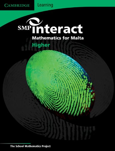Smp Interact Mathematics For Malta - Higher