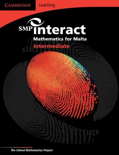 SMP Maths for Malta: SMP Interact Mathematics: School Mathematics Project