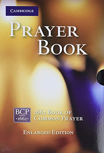 9780521691178: Book of Common Prayer, Enlarged Edition, Black French Morocco Leather, CP423