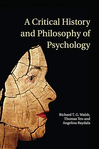 9780521691260: A Critical History and Philosophy of Psychology: Diversity of Context, Thought, and Practice
