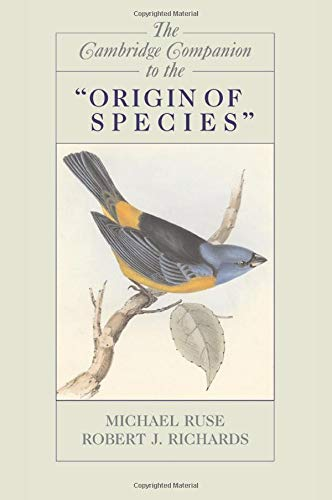 9780521691291: The Cambridge Companion to the 'Origin of Species' (Cambridge Companions to Philosophy)