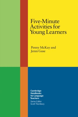 9780521691345: Five-Minute Activities for Young Learners