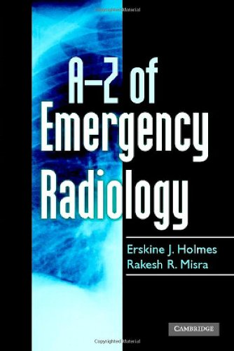 9780521691529: A-Z of Emergency Radiology