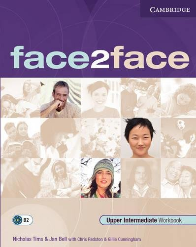 9780521691659: face2face Upper Intermediate Workbook with Key