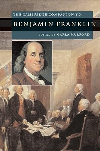 9780521691864: The Cambridge Companion to Benjamin Franklin (Cambridge Companions to American Studies)