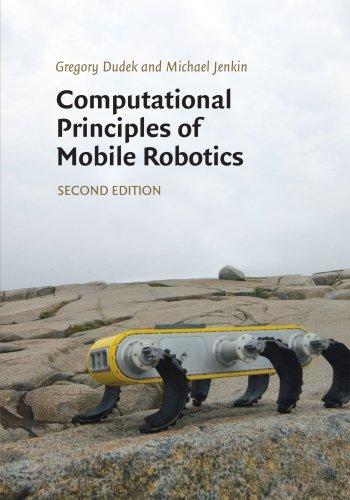 9780521692120: Computational Principles of Mobile Robotics 2nd Edition Paperback