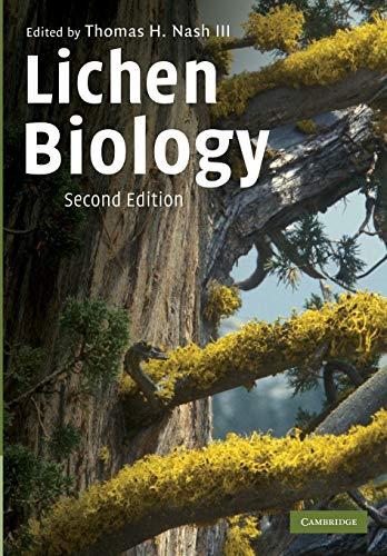 9780521692168: Lichen Biology