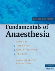 9780521692496: Fundamentals of Anaesthesia 3rd Edition Paperback (Cambridge Medicine (Paperback))