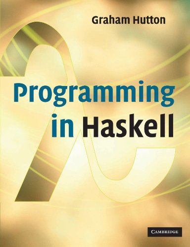 9780521692694: Programming in Haskell