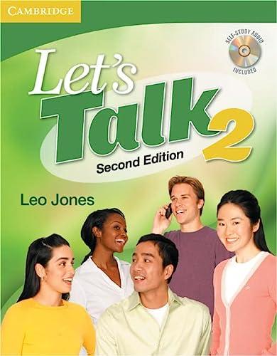 Let's Talk Level 2: Leo Jones