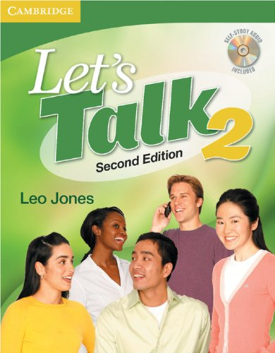 9780521692847: Let's Talk, Level 2 Student's Book with Self-study Audio CD