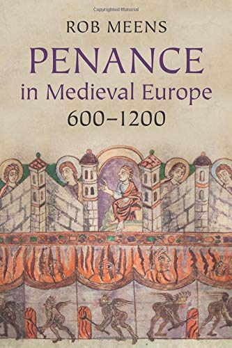 9780521693110: Penance in Medieval Europe, 600?1200