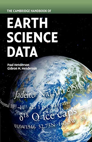 9780521693172: The Cambridge Handbook of Earth Science Data
