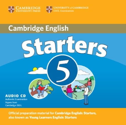 Cambridge Young Learners English Tests Starters 5: Cambridge ESOL