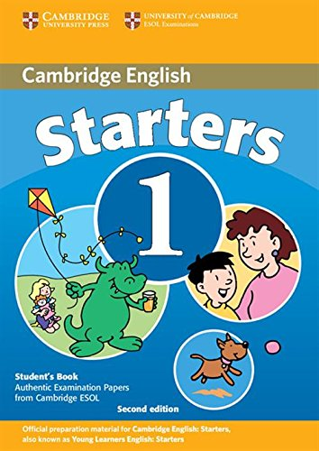 9780521693363: Cambridge Young Learners English Tests Starters 1 Students Book: Examination Papers from the University of Cambridge ESOL Examinations