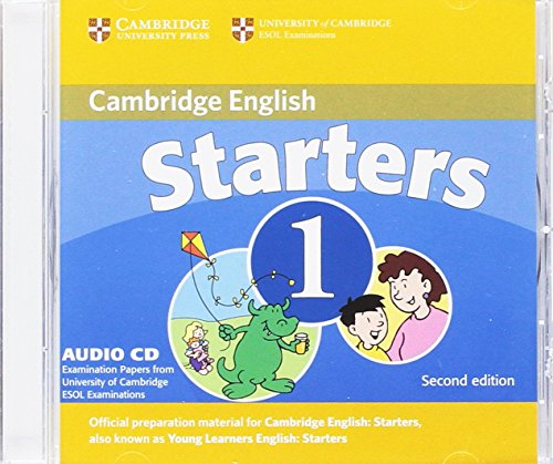 9780521693394: Cambridge Young Learners English Tests Starters 1 1 Audio CD: Examination Papers from the University of Cambridge ESOL Examinations