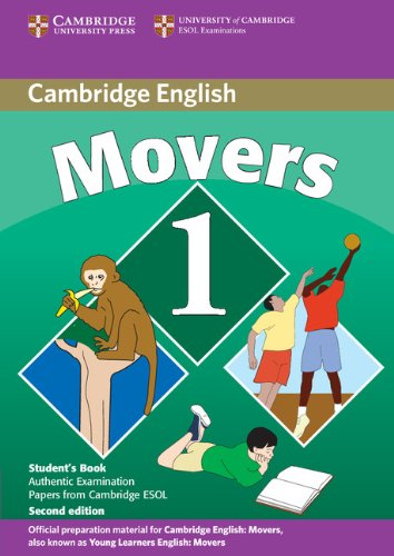9780521693400: Cambridge young learners english tests. Movers. Student's book. Con espansione online. Per la Scuola media: Cambridge Young Learners English Tests ... the University of Cambridge ESOL Examinations