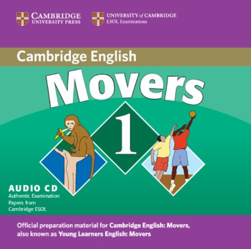 9780521693431: Cambridge Young Learners English Tests Movers 1 Audio CD: Examination Papers from the University of Cambridge ESOL Examinations