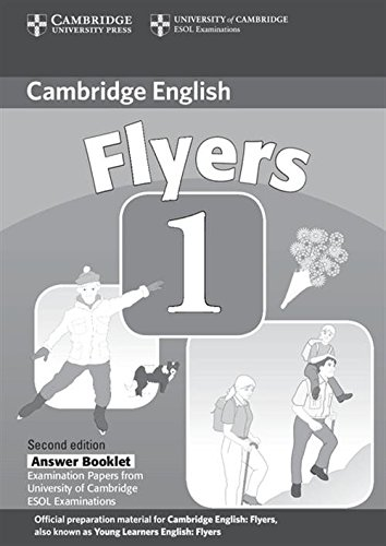 9780521693455: Cambridge Young Learners English Tests Flyers 1 Answer Booklet: Examination Papers from the University of Cambridge ESOL Examinations