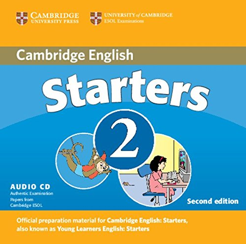 9780521693516: Cambridge Young Learners English Tests Starters 2 Audio CD: Examination Papers from the University of Cambridge ESOL Examinations