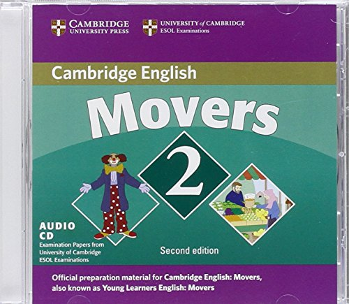 9780521693554: Cambridge Young Learners English Tests Movers 2 Audio CD: Examination Papers from the University of Cambridge ESOL Examinations