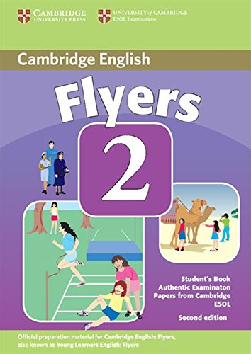 9780521693561: Cambridge Young Learners English Tests Flyers 2 Student's Book: Examination Papers from the University of Cambridge ESOL Examinations