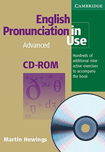 9780521693745: English Pronunciation in Use Advanced CD-ROM for Windows and Mac (single user)