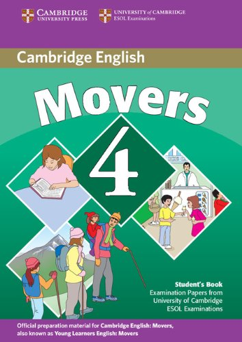 9780521694018: Cambridge young learners english tests. Movers. Student's book. Con espansione online. Per la Scuola media: 4