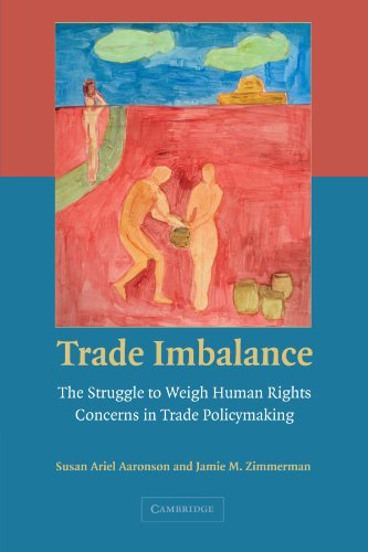 9780521694209: Trade Imbalance: The Struggle to Weigh Human Rights Concerns in Trade Policymaking