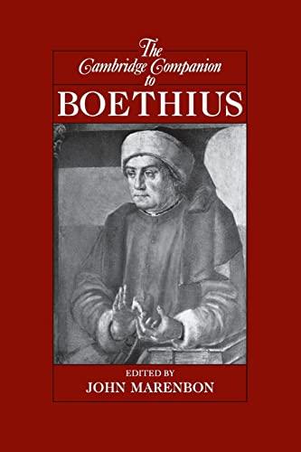 9780521694254: The Cambridge Companion to Boethius (Cambridge Companions to Philosophy)