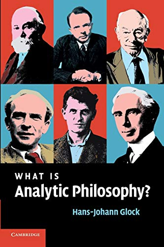 9780521694261: What is Analytic Philosophy? Paperback