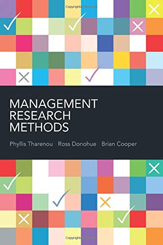 9780521694285: Management Research Methods