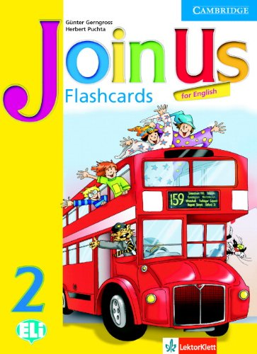 9780521694346: Join Us for English Level 2 Flashcards Polish Edition